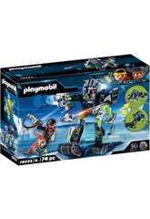 Playmobil TopAgents Artic Rebels Robô de Gelo 70233
