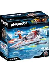 Playmobil TopAgents SpyTeam Voador 70234