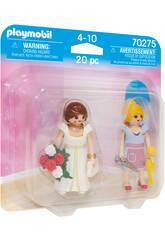 Playmobil Princesa y Modista 70275
