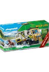 Playmobil Wild Life Camión de Aventuras 70278