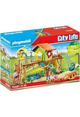 Playmobil City Life Parque Infantil Aventura 70281