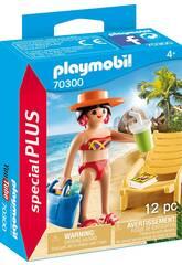 Playmobil Touriste avec hamac 70300