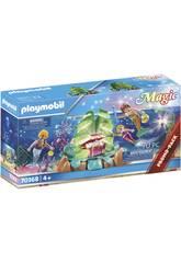 Playmobil Salon de Corail de Sirènes 70368