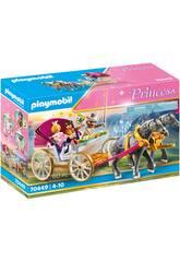 Playmobil Voiture romantique tirée par des chevaux 70449