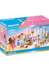 Playmobil Dormitorio Real 70453