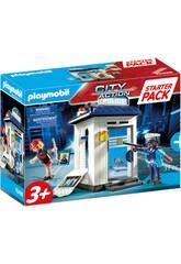 Playmobil City Action Starter Pack Policía 70498