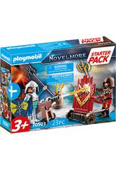 Playmobil Starter Pack Novelmore Set Adicional 70503