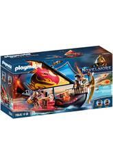 Playmobil Novelmore Barco Bandidos de Burnham 70641