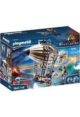 PLAYMOBIL Novelmore Dario Zeppelin 70642