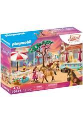 Playmobil Spirit Miradero Festival 70694