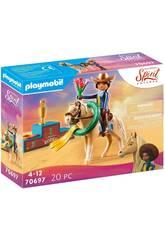 Playmobil Spirit Rodeo Pru 70697