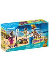 Playmobil Scooby-Doo Adventure avec Witch Doctor 70707