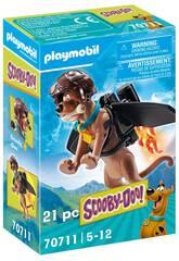 Playmobil Scooby-Doo Figura Coleccionable Piloto 70711