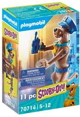 Playmobil Scooby-Doo Police Collectable Figure 70714