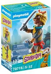 Playmobil Scooby-Doo Samouraï Figure de collection Playmobil Iberica 70716