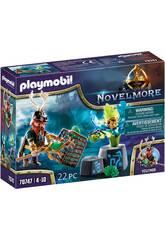 Playmobil Novelmore Vegithor Mago de las Plantas 70747