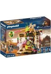 Playmobil Novelmore Sal´ahari Sands Templo del Ejército de Esqueletos 70751
