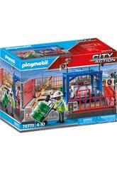 Playmobil City Action Depósito de Carga 70773