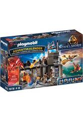 Playmobil Novelmore Calendario de Adviento 70778