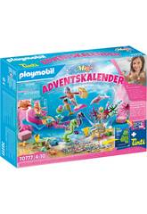 Playmobil Calendrier de l'Avent magique 70777