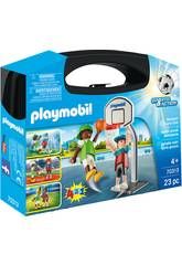 Playmobil Mallette Grande Multisport 70313
