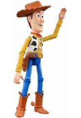 Pixar Toy Story Figura Interactiva Woody Mattel HBK99