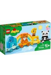 Lego Duplo Tren de los Animales 10955