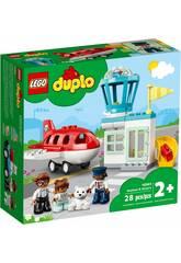 Lego Duplo Town Avión y Aeropuerto V29 Lego 10961