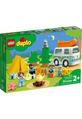 Lego Duplo Family Motorhome Adventure 10946