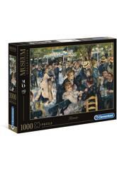 Puzzle 1000 Renoir: Baile En El Moulin De La Galette Clementoni 31412