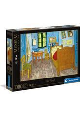 Puzzle 1000 Van Gogh: La Habtación De Arles Clementoni 39616