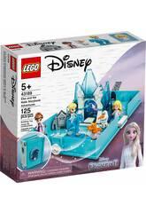 Lego Disney Princess Cuentos e Historias Elsa y el Nokk 43189