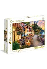Puzzle 500 Monte Rosa Dreaming Clementoni 35041
