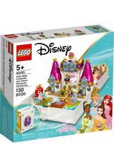 Lego Disney Princesses Contes et Histoires : Ariel, Belle, Cendrillon et Tiana 43193