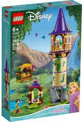 Lego Girls Disney Princess Torre de Rapunzel 43187