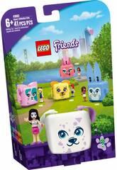 Lego Friends Le Cube Dalmatien d'Emma 41663