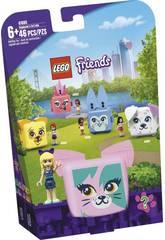 Lego Friends Cubo Gatito de Stephanie 41665