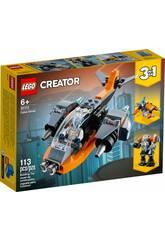 Lego Creator Ciberdrón LEGO 31111