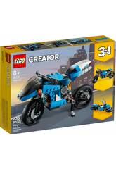 Lego Creator Supermoto 31114