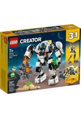 Lego Creator Meca Minero Espacial 31115