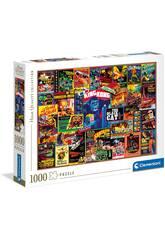 Puzzle 1.000 Thriller Classics Clementoni 39602