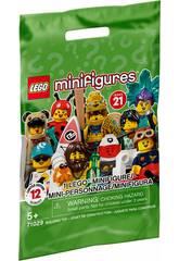 Lego Minifigures Série 21 71029