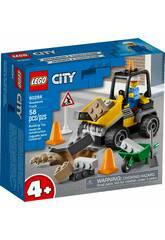 Lego City Vehículo de Obras en Carretera 60284