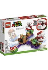 Lego Super Mario Set di espansione Piante Piranha Sfida sconcertante 71382