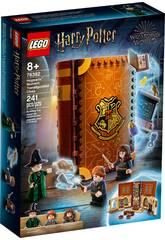 Lego Harry Potter Momento Hogwarts Clase de Transfiguración 76382