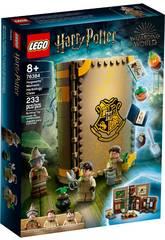 Lego Harry Potter Momento Hogwarts Clase de Herbología 76384