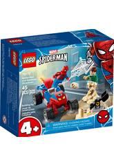 Lego Súper Héroes Marvel Batalla Final entre Spiderman y Sandman 76172