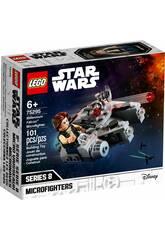 Lego Star Wars Microfighter Halcón Milenario 75295