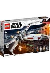 Lego Star Wars Le X-Wing Fighter de Luke Skywalker 75301