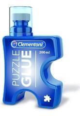 Pegamento para Puzzles 200 ml Clementoni 37000